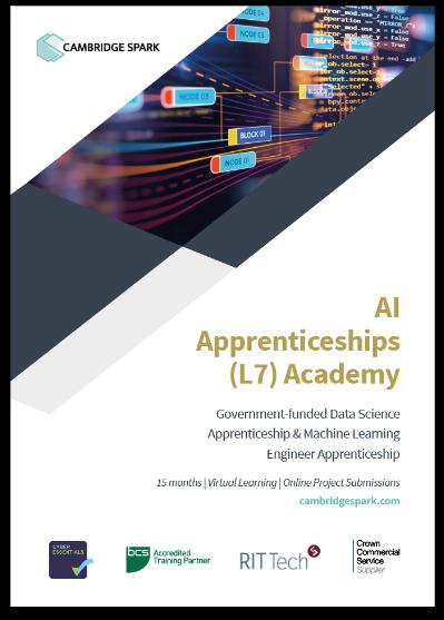 AI Apprenticeships (L7) Academy