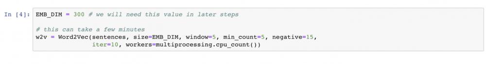 checking models are running reasonably